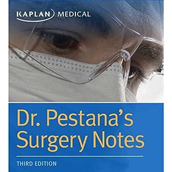 Amazon Com Dr Pestana S Surgery Notes Audible Audio Edition Dr
