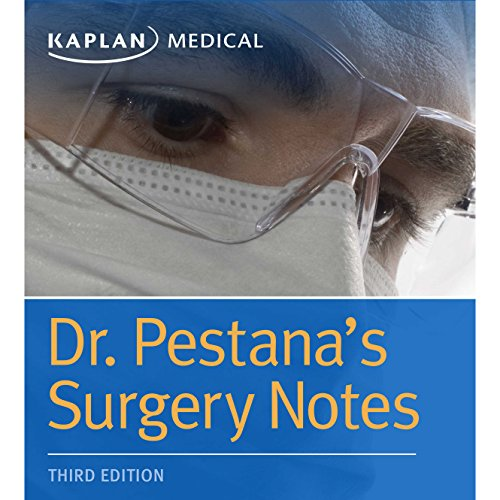 Dr. Pestana's Surgery Notes Audiobook [Free Download by Trial] thumbnail