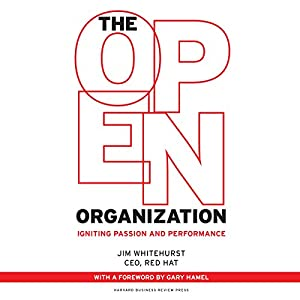 The Open Organization Audiobook