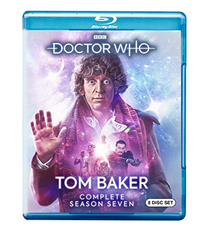 Doctor Who: Tom Baker Complete Season Seven (BD) [Blu-ray]
