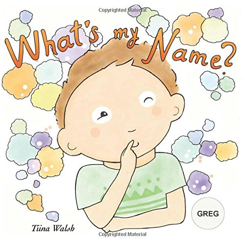 Download What's my name? GREG ebook