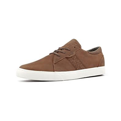 0b9adea7a5d Reef Chaussures pour Homme Marron Ridge lux - Marron - Chocolat ...