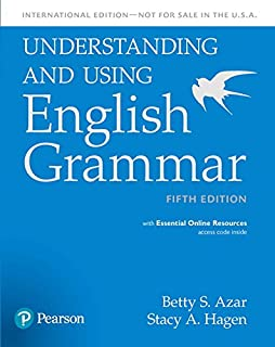 amazon understanding and using english grammar 4th edition