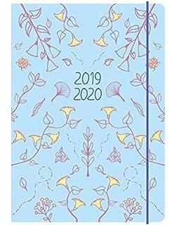 Collins Blossom 2019-2020 - Agenda (A5, vista semanal ...