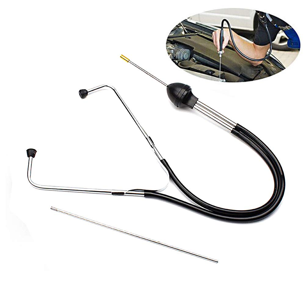 Car Stethoscope 1Pcs Engine Diagnostic Hearing Tools Automotive Block Mechanics