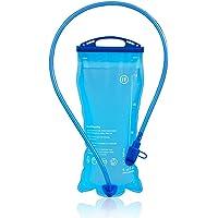 Longyisound Drinkzak van 2 liter, lekvrij, milieuvriendelijk materiaal – TPU, bestand tegen hoge temperaturen voor…