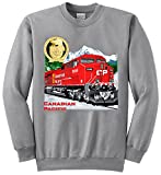 Canadian Pacific AC4400CW Authentic Railroad Sweatshirt Adult Large [74]