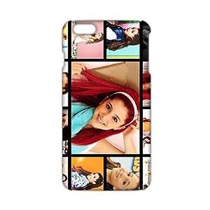 Fortune Ariana Grande Sam & Cat 3D Phone Case for iPhone 6 Plus