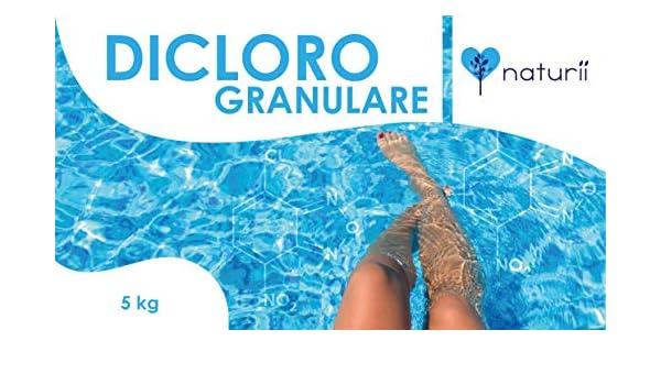 Tricloro de pastillas 90% Pastillas de 200 gr cloro piscina kg 10 para piscina: Amazon.es: Hogar