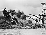 USS ARIZONA PEARL HARBOR GLOSSY POSTER PICTURE BANNER PHOTO attack ship usa war 1941