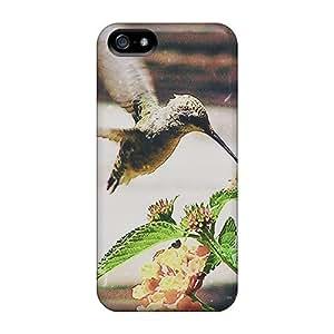 phone covers Case Cover Humming Bird iPhone 5c Protective Case WANGJING JINDA