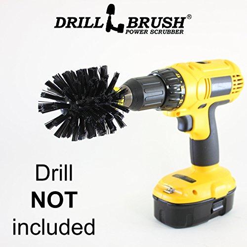 Brush Cage (Drill Brush Ultrastiff Scrub Brush)