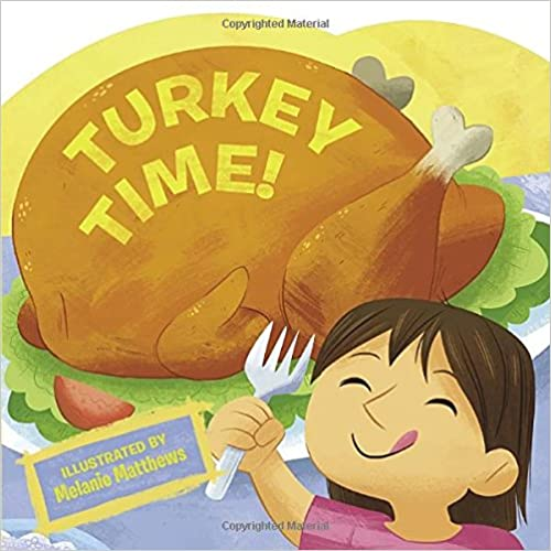 Download online Turkey Time! (Thanksgiving Board Books) PDF, azw (Kindle), ePub, doc, mobi