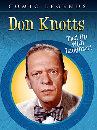 Don Knotts: Tied up with Laughter for sale  Delivered anywhere in USA