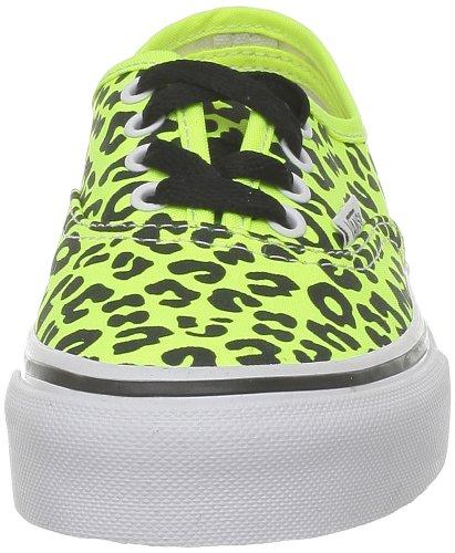 Vans, Sneaker ragazzo Rosa rosa 27.5, Jaune (Neon Leopard), 30