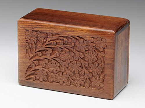 Wooden Box for Jewelry Handmade Indian - Perfect for Small Jewelry