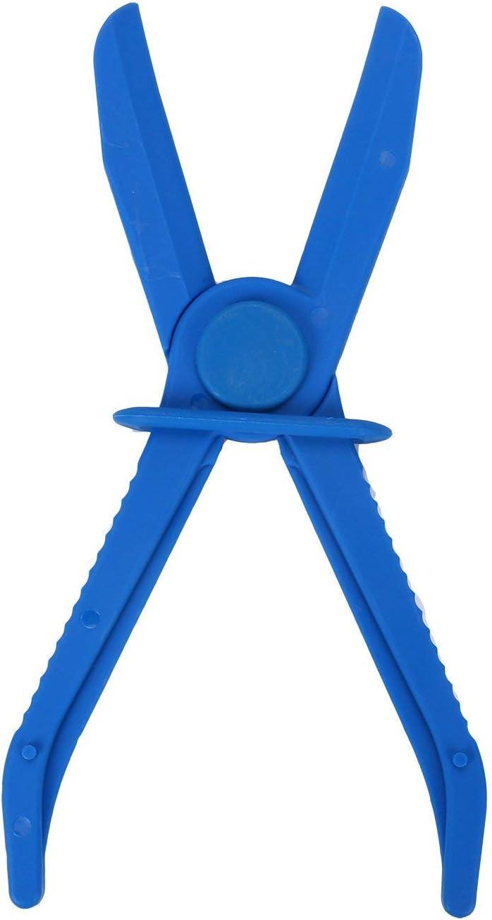 Yuammei 3/pcs carburant Water Line Clamp rouge tuyau flexible Pincez de pinces