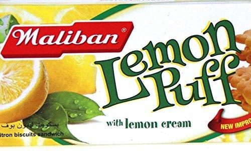 Maliban Lemon Puff 200g (Sri Food Lankan)