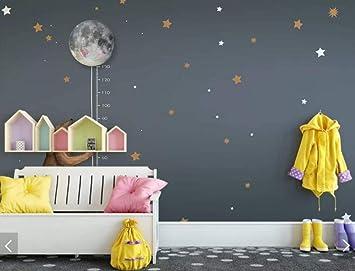 WORINA Lienzo 3D Niños Dormitorio Wallpaper Mural para las paredes ...