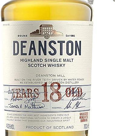 Deanston Deanston 18 Highland Single Malt Scotch Whisky 46,3% Vol. 0,7l in Giftbox - 700 ml