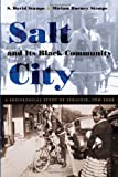 Salt City and Its Black Community, S. David Stamps and Miriam Burny Stamps, 0815631804