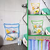 Milkhouse Baby Bathroom Toy Bag Mesh Net