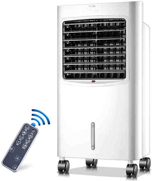 Refrigerador de Aire evaporativo portátil 4 en 1 con Ventilador ...