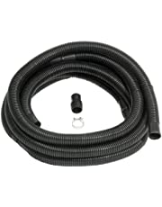 Wayne 56171 1.25 in. Sump Pump Discharge 24-Feet Hose Kit with Clamps