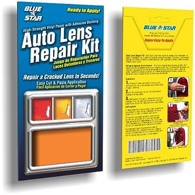 Blue Star 881 Auto Lens Repair Kit, Amber Smooth