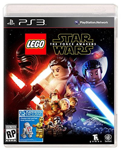 LEGO Star Wars: The Force Awakens - PlayStation 3 Standard Edition (Lego Star Wars The Force Awakens Characters)