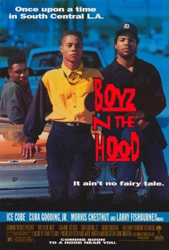(Boyz N the Hood 11 x 17 Movie Poster - Style A)