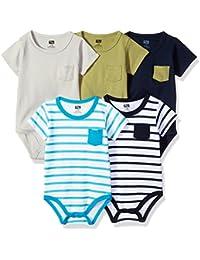 Baby Boys' Cotton Bodysuits
