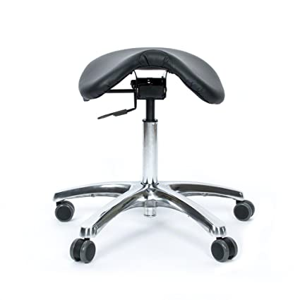 Jobri BetterPosture Saddle Chair u2013Multifunctional Ergonomic Back Posture Stool with Tilting Seat u2013 Reduce Pressure  sc 1 st  Amazon.com & Amazon.com: Jobri BetterPosture Saddle Chair u2013Multifunctional ...