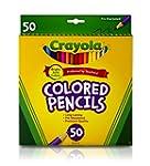 Crayola 50ct Long Colored Pencils (68...
