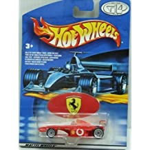 1/64 Hot Wheels GP B8769-0510 Ferrari F1 red
