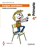 img - for Supercompetents en... Lengua castellana. 4 Primaria. Constru m. Illes Balears. Cuaderno book / textbook / text book