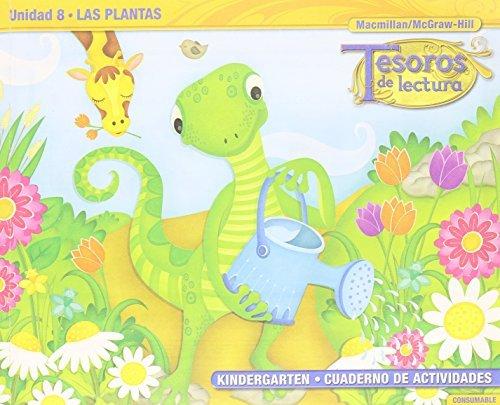 Download Tesoros de lectura, A Spanish Reading/Language Arts Program, Grade K, Unit 8, Student Activity Book (ELEMENTARY READING TREASURES) (Spanish Edition) by McGraw-Hill Education (2008-02-27) ebook