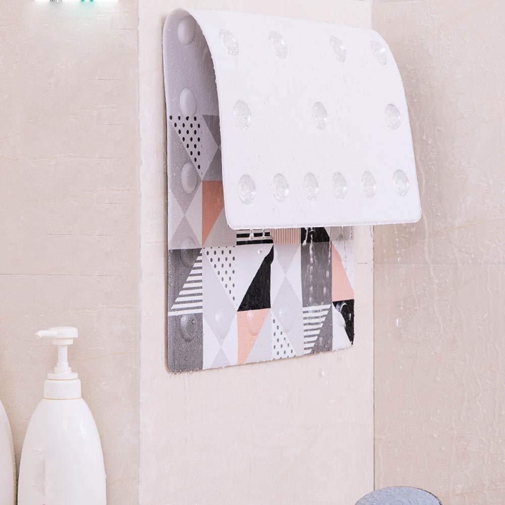 HONGYANDAI Duschmatte Duschmatte Duschmatte Badezimmer Anti-Rutsch-PVC-Badewanne Mit Saugnapf Massage Fuß SanitäR Intervall Wassermatte B07KMY1BPJ Duschmatten 2ba47a