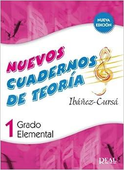 Book's Cover of Nuevos Cuadernos de Teoria v.1 (Inglés) Tapa blanda – 24 diciembre 2004