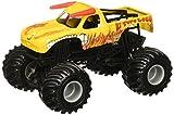 Hot Wheels Monster Jam El Toro Loco Vehicle, Yellow