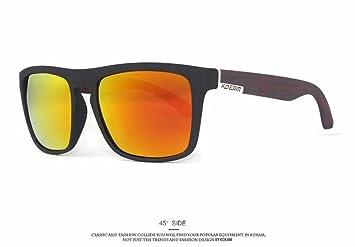 7992310d83 Kdeam - Gafas de sol polarizadas para hombre, estilo deportivo, 6:  Amazon.es: Deportes y aire libre