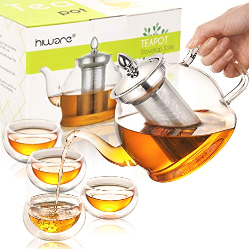 Hiware Removable Infuser Stovetop Blooming product image