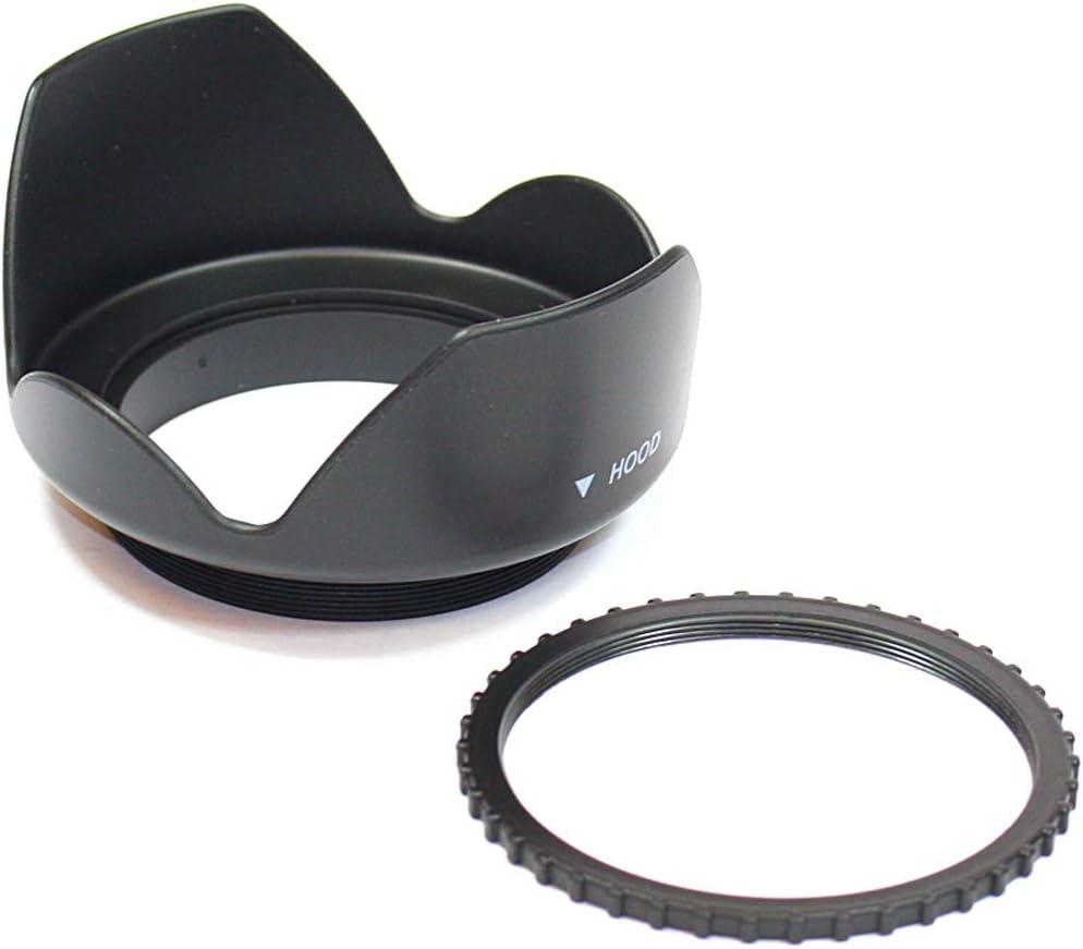 CELLONIC/® Gegenlichtblende kompatibel mit Tamron SP 150-600mm F5-6.3 Di VC USD Objektiv Zubeh/ör Sonnenblende Kamera Streulichtblende