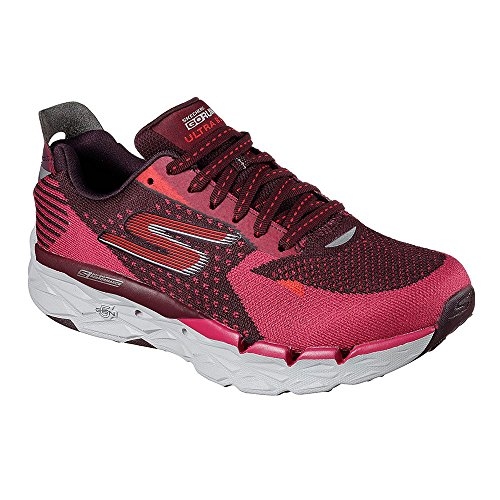 Para Skechers R Go Rosa Zapatillas Women's AW17 Correr Run Ultra 2 1cBPO1qR