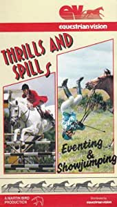 Equestrian Vision Thrills and Spills - Eventing & Showjumping (VHS) (1990)