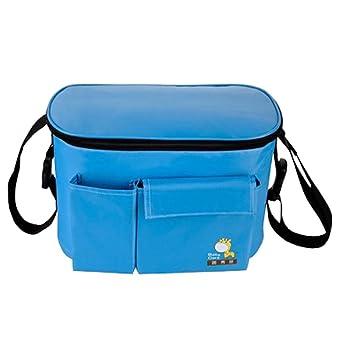 Venta caliente bebé cochecito BUGGY bolsa de almacenamiento/organizador para carrito de bolsa de almacenamiento [e]: Amazon.es: Bebé