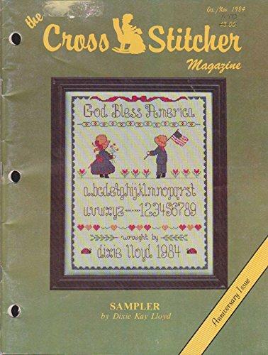 Stitchers Sampler - The Cross Stitcher Sampler (Oct./Nov. 1984 Anniversary Issue)