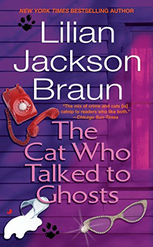 The Cat Who Talked to Ghosts (Cat Who... Book 10) (Who The Cat Series)