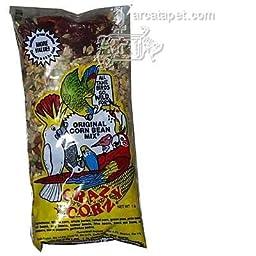 Crazy Corn Cooked Bird Food Bean Mix 1 Lbs.