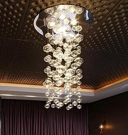 Yue jia modern due glass bubble ceiling light raindrop chandelier yue jia modern due glass bubble ceiling light raindrop chandelier lighting flush mount with gu10 led aloadofball Choice Image